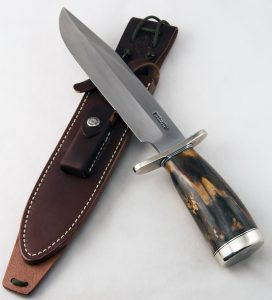 SOLD***Model 12-9 Sportsman Bowie Image