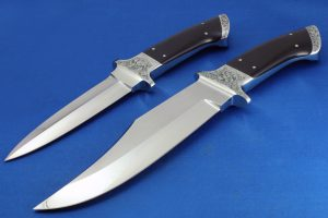 Ted Dowell Integral Bowie and Dagger pair Image